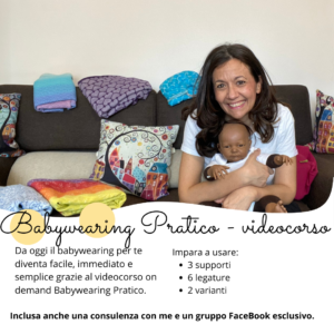 Videocorso Babywearing Pratico