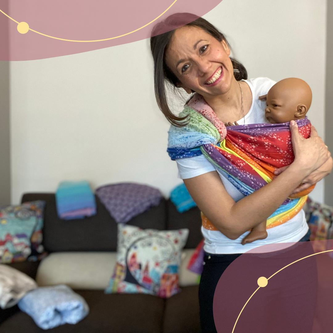 Videocorso Babywearing Pratico - fascia rigida RHC