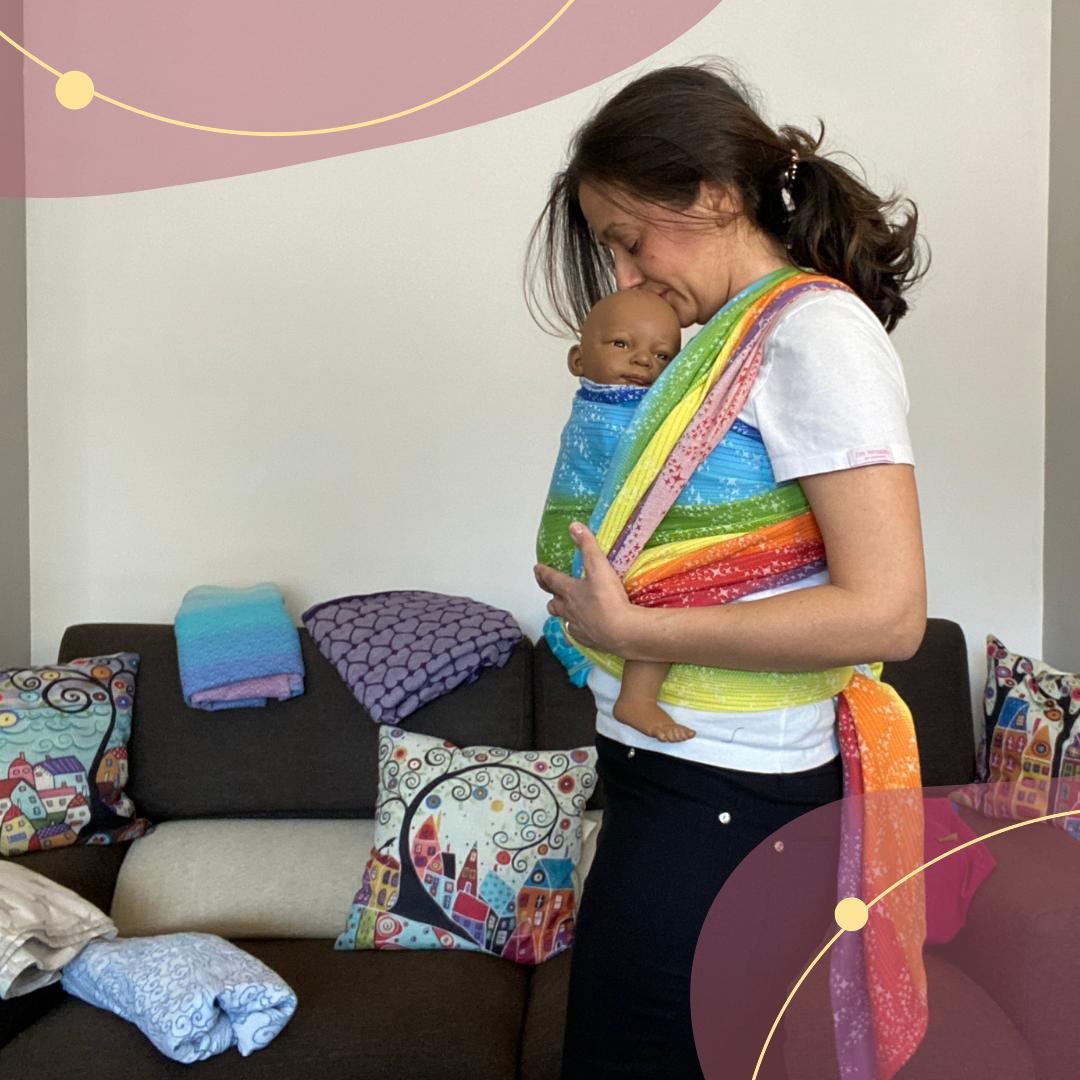 Videocorso Babywearing Pratico - fascia rigida FWCC